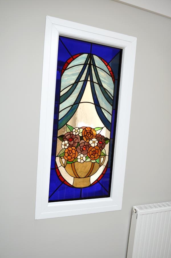 vidriera ventana